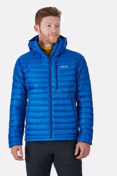Rab M Microlight Alpine Jacket